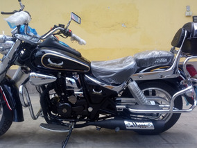 Chopper Harley Chopera Rtm 200 Nueva
