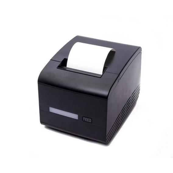 Impressora Térmica Não Fiscal Menno It 250 Usb Preta S Juros