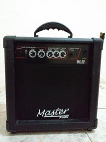 Caixa Pra Guitarra/microfone. Master Audio Gt-15