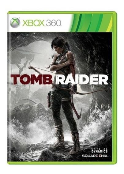 Tomb Raider Xbox 360 Xbox 360 Original Frete R$12