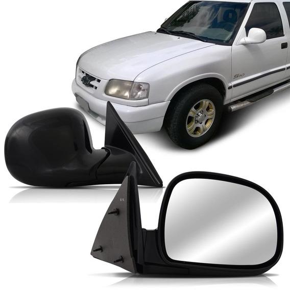 Espelho Retrovisor S10 Blazer 95 A 2000 2001 2002 2003 2004