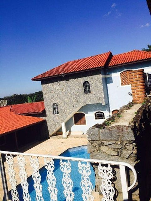 Chácara Em Pouso Alegre, Santa Isabel/sp De 0m² 3 Quartos À Venda Por R$ 490.000,00para Locação R$ 2.500,00/mes - Ch107759lr