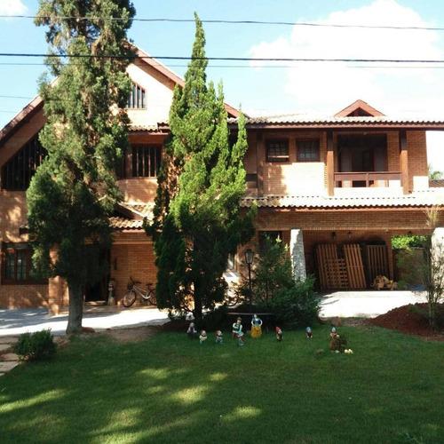 Casa Com 6 Dormitórios À Venda, 620 M² Por R$ 2.790.000,00 - Lago Azul Condomínio E Golfe Clube - Araçoiaba Da Serra/sp - Ca7528
