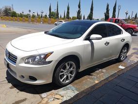Nissan Maxima Exclusive 2013