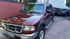 Ford Ranger Xlt 4x4 (muy Buena)