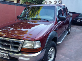 Ford Ranger Xlt 4x4 (muy Buena)