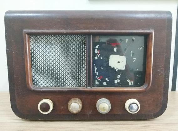 Radio Antigo Valvulado 2 Faixas