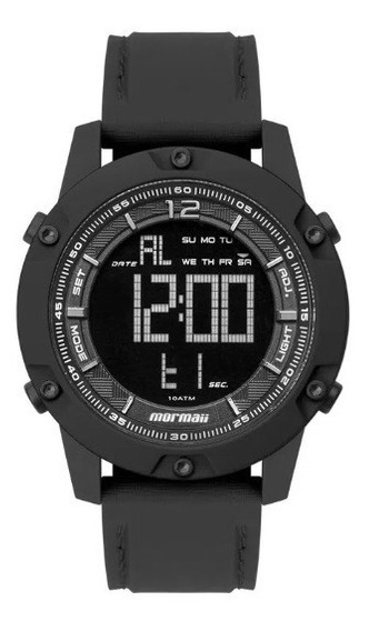 Relógio Digital Mormaii Wave Preto