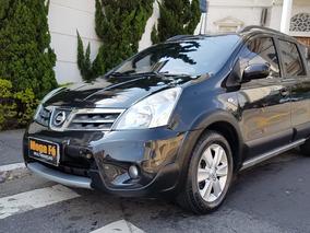 Nissan Livina X-gear 1.6 Sl Flex 5p 2012 Completo