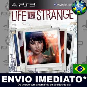 Life Is Strange Ps3 - Midia Digital Envio Imediato Legendado