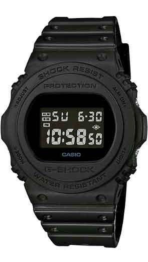 Relógio Casio G-shock Dw-5750e-1bdr *revival