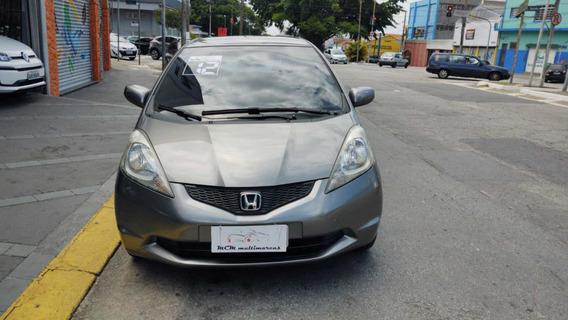 Honda Fit 1.4 Lx Flex Aut. 5p 2012