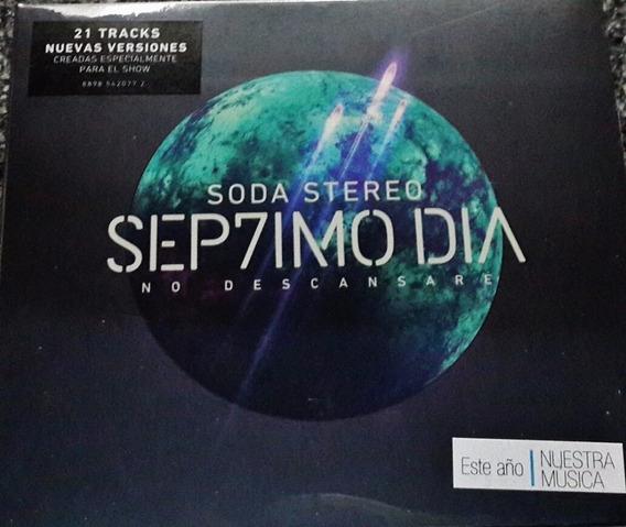 Soda Stereo -sep7imo Dia Vinilo - 2 Lp Nuevo