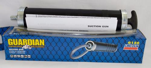 Valvulinera Pistola De Succión E Inyección De Aceite Lincoln