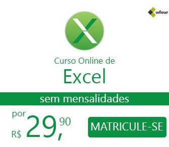 Curso De Excel 100% Online Com Certificado!
