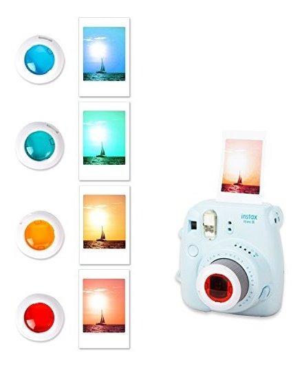 Para Leebotree Juego 8 Camara Fujifilm Instax Mini 10
