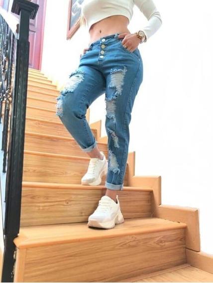 Jeans Rigidos Mujer Mercadolibre Com Co