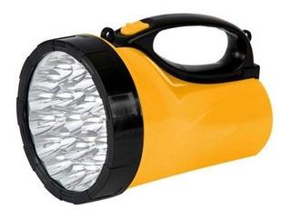 Lanterna Recarregável 23 Leds Bivolt Com Alça