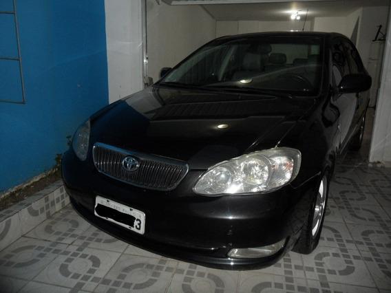 Corolla Se-g 2005 Preto