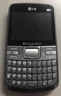 Celular LG C199 - Retirada De Peças