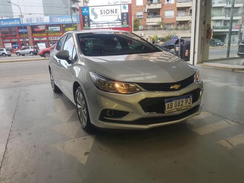 Chevrolet Cruze Lt 4ptas 2017 Exclusivo  Forestcar Balbin #5