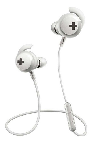Auriculares Bluetooth In Ear Philips Shb4305wt/00