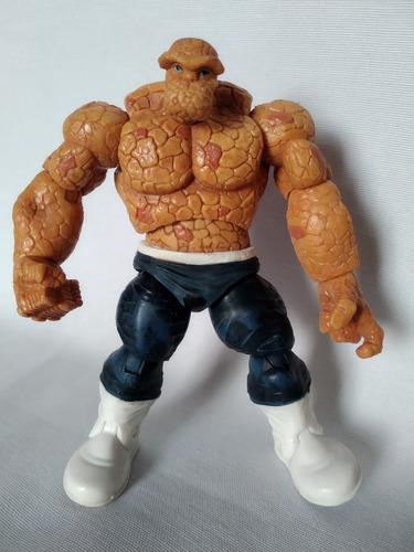 Imagen 1 de 5 de La Mole The Thing 4 Fantasticos Marvel Universe Hasbro