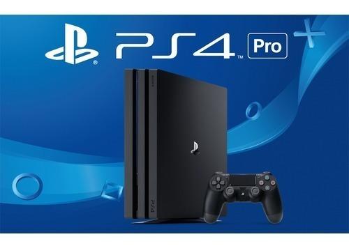Play Station 4 Pro Sony Entreteniments
