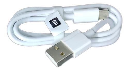 Imagen 1 de 5 de Cable Original Xiaomi Usb Tipo-c 100cm Envío Gratis