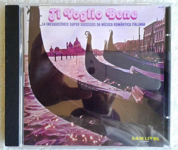 Cd Ti Voglio Bene (1977) Música Italiana / Trilhas & Afins