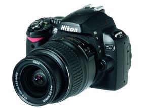 Nikon D40 Com Case