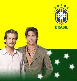 Camisa Victor E Leo 2018 Copa Brasil Frete Gratis 4743