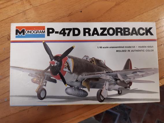 P-47d Razor Back 1/48