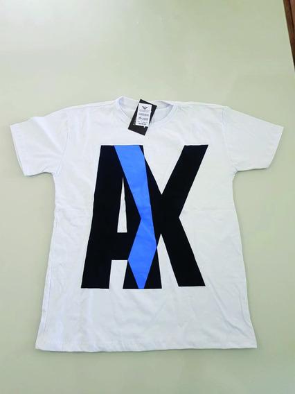 Camiseta Personalizada Armani Exchange Ax