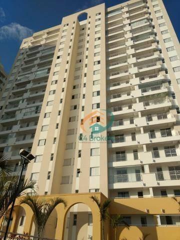 Apartamento À Venda, 57 M² Por R$ 349.000,00 - Bosque Maia - Guarulhos/sp - Ap1205