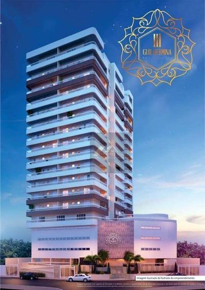 Apartamento Residencial À Venda, Guilhermina, Praia Grande. - Ap0953