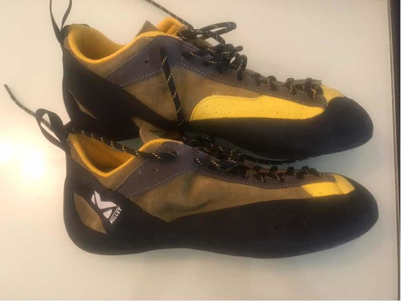 Zapatos De Escalada (pie De Gato) Nuevos