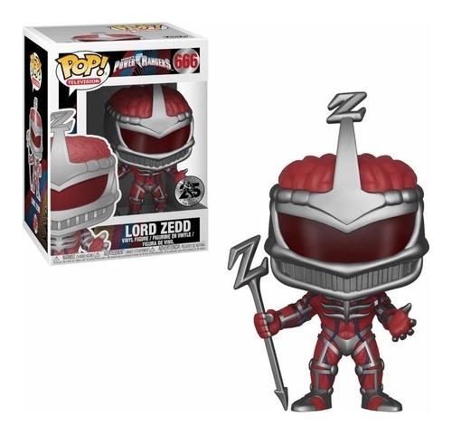 Funko Pop! Lord Zedd 666 - Power Rangers