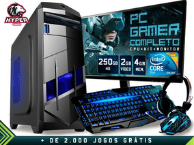 Cpu Gamer 500g Lol Mu Pb Crossfire Cs Wifi Autocad Dj Corel