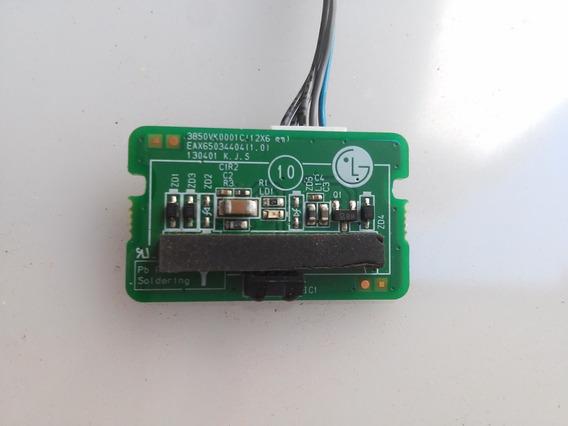Placa Sensor Cr Lg 39ln5400 42ln5400 Eax65034404(1.0)