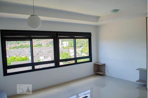 Apartamento Para Aluguel - Jardim Salso, 1 Quarto, 38 - 893040785