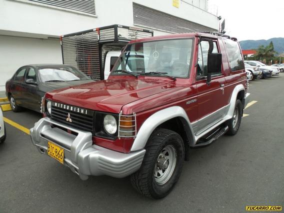Mitsubishi Montero Mt 2600