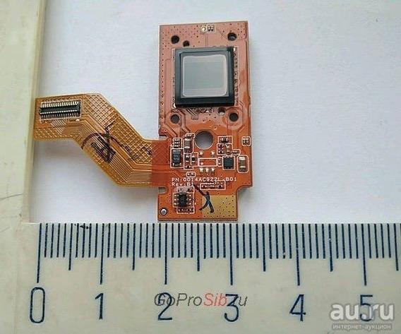 Sensor Imagem Gopro Hero 3 - 0014ac920l-b01 - Carta R$15