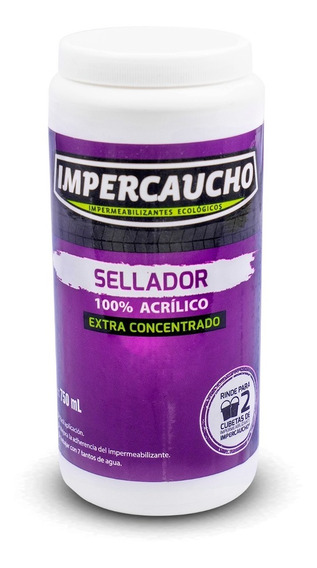 Impercaucho Sellador Extra Concentrado 750ml