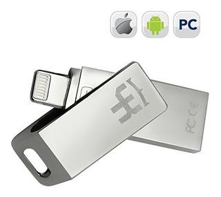 Ios Flash Drive iPhone Yking 3 En 1 - 256 Gb - Flash Drive P