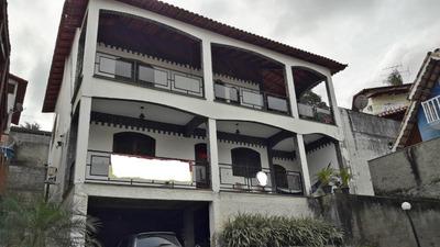 Casa Em Zé Garoto, São Gonçalo/rj De 157m² 3 Quartos À Venda Por R$ 390.000,00 - Ca214194