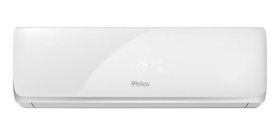Ar condicionado Philco split quente/frio 12000BTU/h branco 220V PAC12000TQFM9