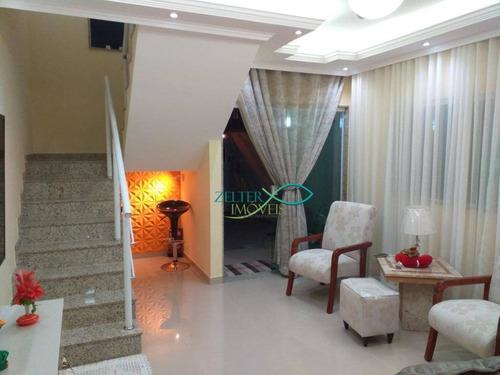 Casa Com 2 Dormitórios À Venda, 157 M² Por R$ 720.000,00 - Irajá - Rio De Janeiro/rj - Ca0349