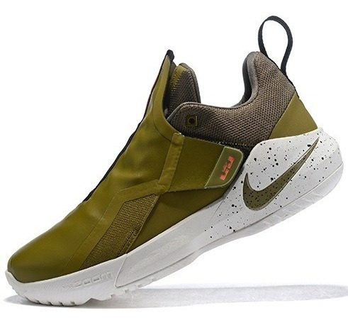 zapatillas verde militar nike
