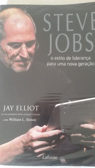Steve Jobs O Estilo De Liderança Para Uma Nova Geração